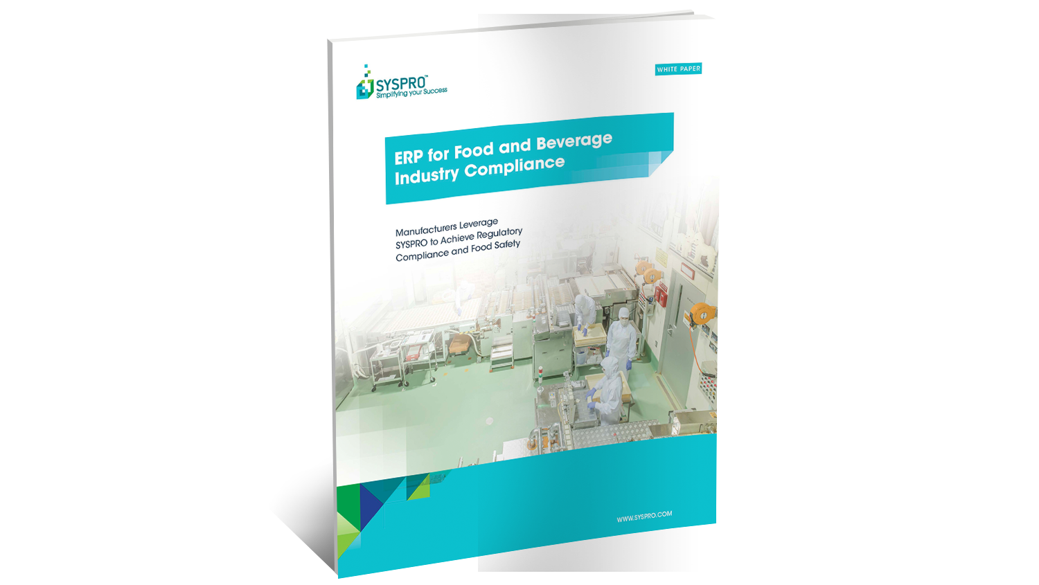 ERP for Food and Beverage Compliance White Paper