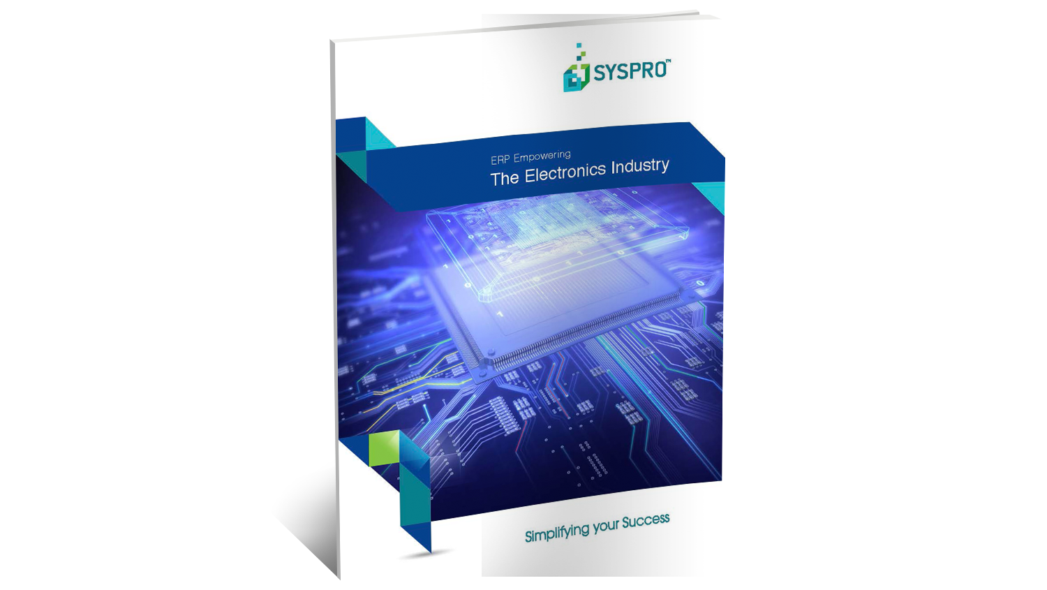 SYSPRO ERP for Electronics Brochure