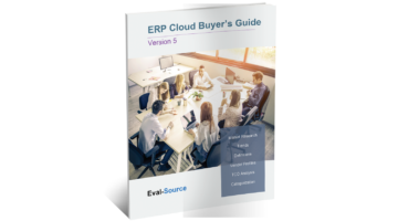 Eval Source ERP Cloud Buyers Guide