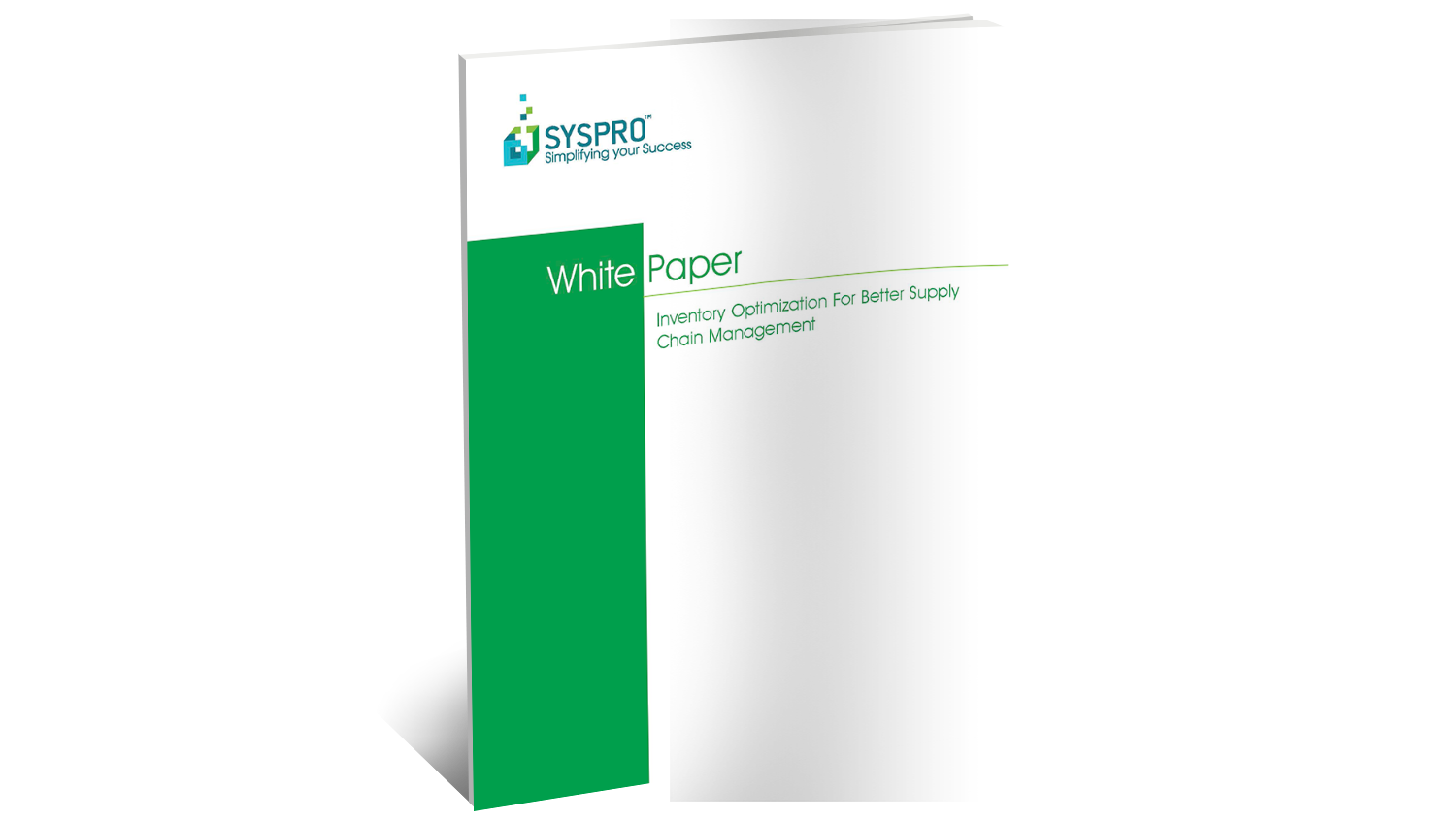 Supply Chain Optimization White Paper