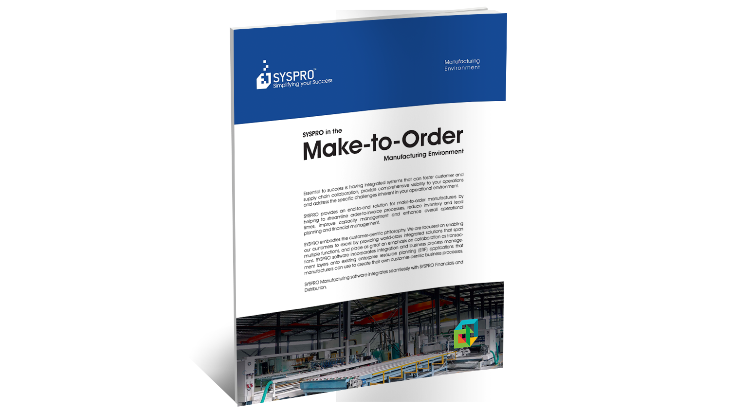 SYSPRO Make to Order Brochure