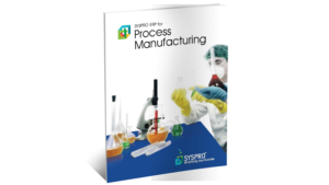 SYSPRO Process Manufacturing Brochure