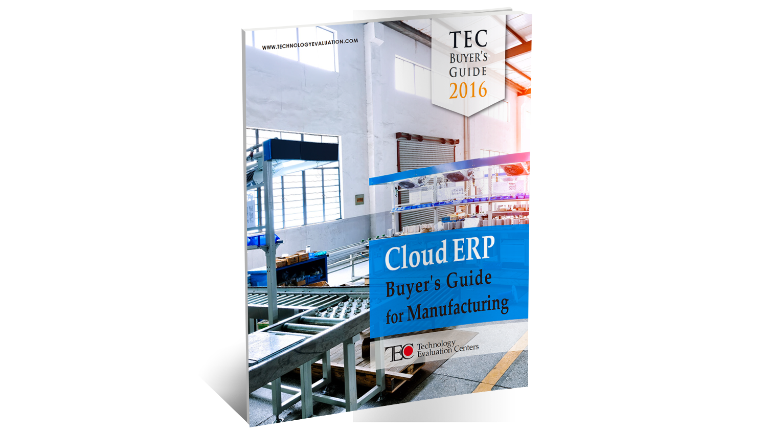 2016 TEC Cloud ERP for Manufacturing Guide
