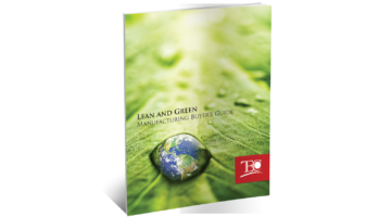 TEC Lean Manufacturing Software Guide