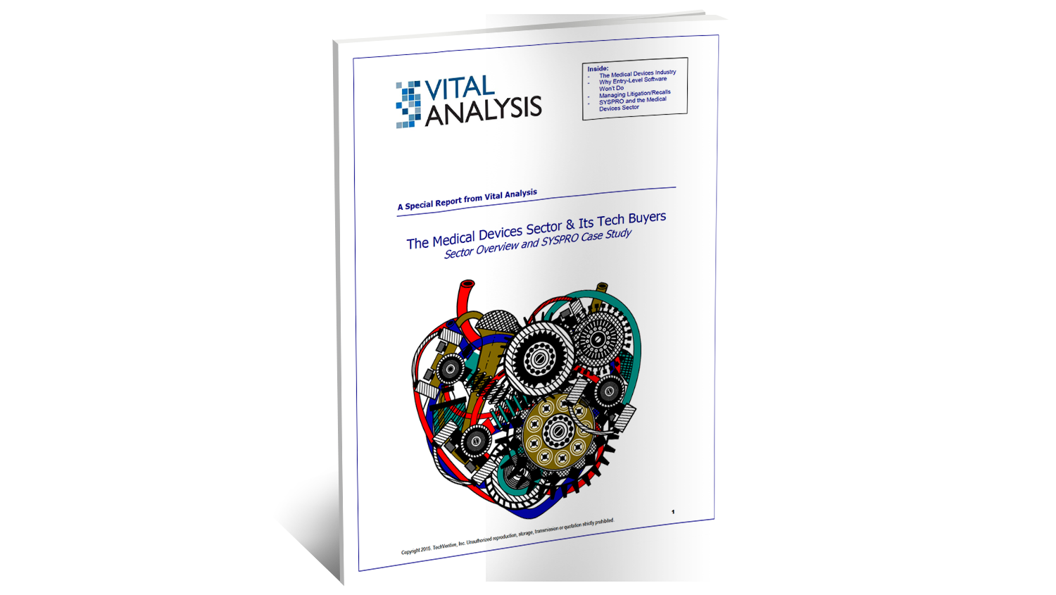 Techventive SYSPRO ERP for Medical Devices Analyst Report