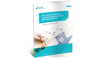 SYSPRO ERP Change Management White Paper