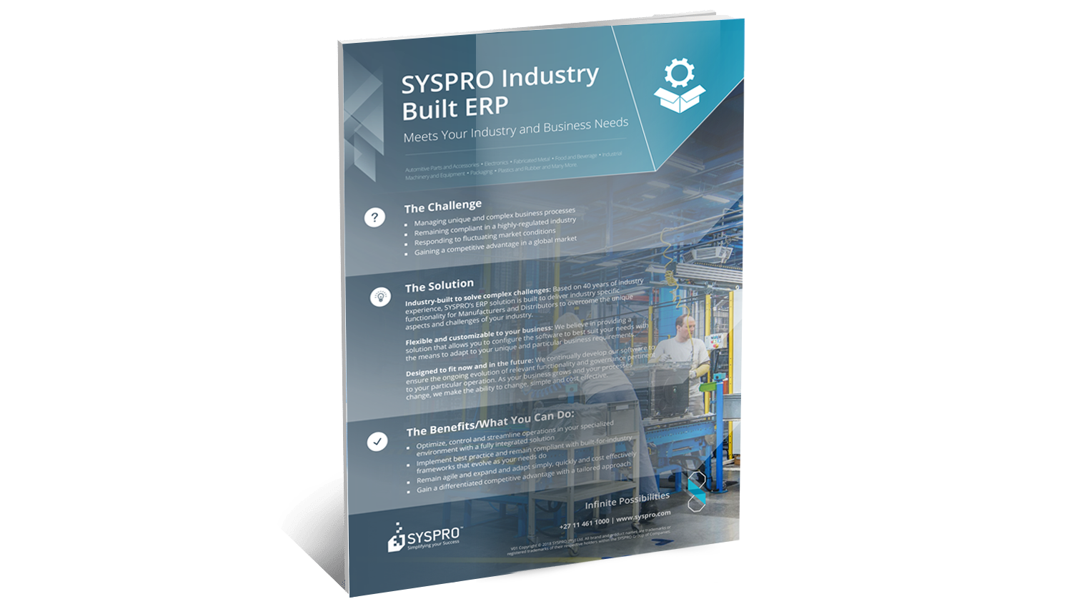 121f5ae9395e74 SYSPRO ERP Industry Built - SYSPRO Corporate